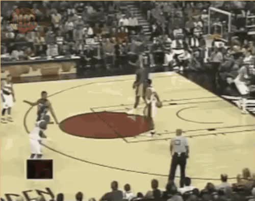 Watch and share Rasheed Wallace GIFs and Scottie Pippen GIFs on Gfycat