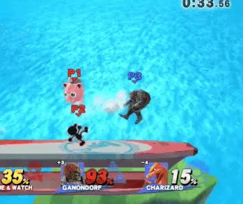 Watch and share Double Rest GIFs and Super Smash GIFs on Gfycat