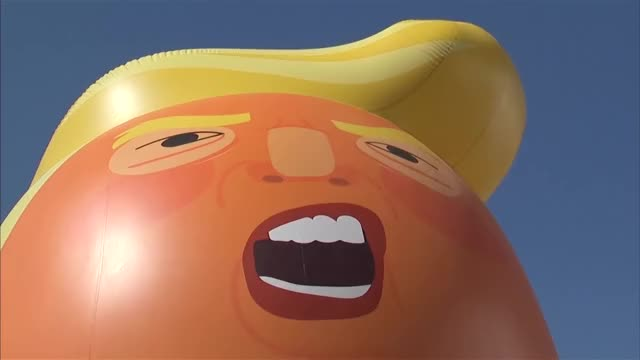 Watch and share Donald Trump Blimp GIFs and Us President GIFs on Gfycat