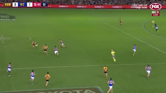 Watch and share West Coast 2018 GIFs and Hawthorn 2018 GIFs on Gfycat