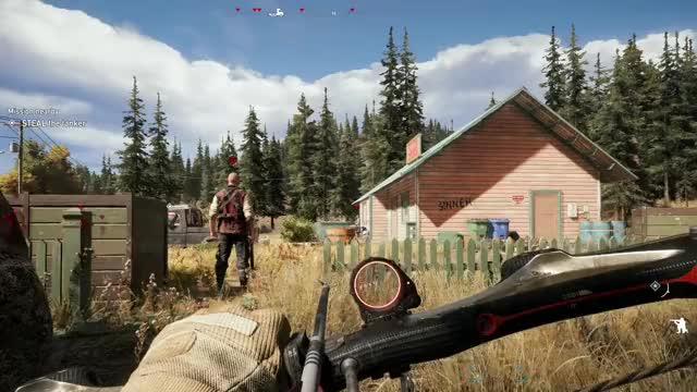 Watch and share Far Cry 5 Gif GIFs on Gfycat
