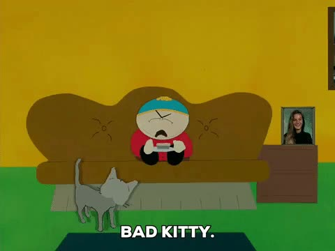 Watch and share South Park Wallpaper Titled 1x01 'Cartman Gets An Anal Probe' GIFs on Gfycat