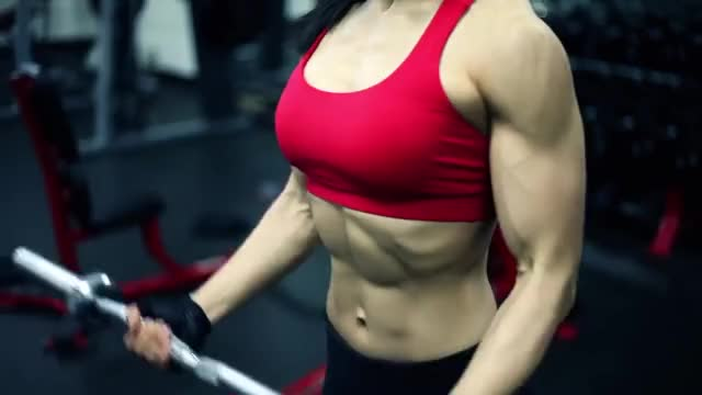 Watch and share Female Bodybuilder GIFs and Fitness GIFs by blarneybat on Gfycat