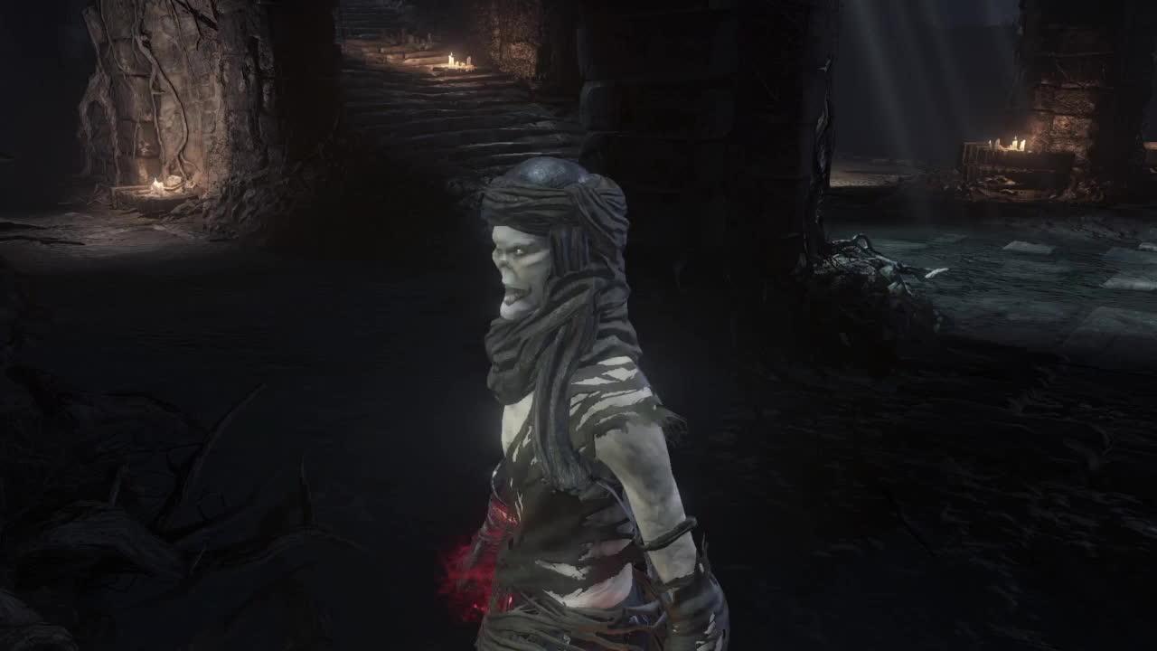 SoulsSliders, darksouls3, A much better skeleton. (reddit) GIFs