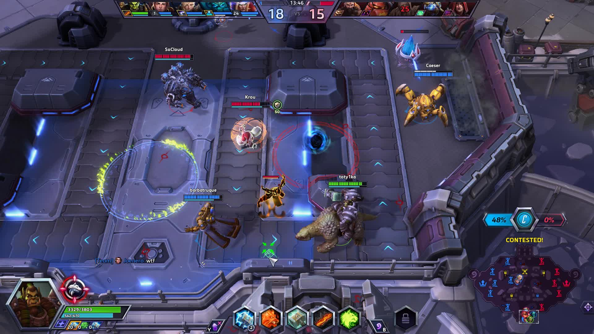 fight, hos, mace, melee, moba, pvp, shaman, warcraft, wow, Heroes of the Storm 01 GIFs