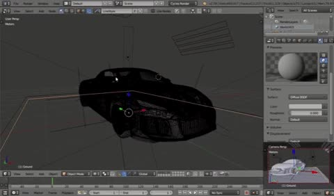 Watch Car modeling GIF by Piotr Nowakowski (@piotrw127) on Gfycat. Discover more axis, car, drawing, model, program 3D, wireframe GIFs on Gfycat