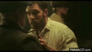 Peaky Blinders - Alfie Solomons introduces bakers to some rules.