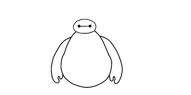 Watch and share Silly Little Baymax Thing By Dorizard GIFs on Gfycat