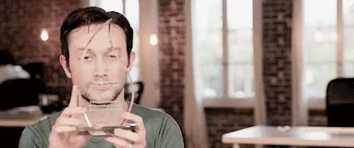 Watch this joseph gordon levitt GIF on Gfycat. Discover more *, award, gif, hitrecord, jgl, jglgif, joseph gordon levitt, joseph gordon-levitt, namle, reblogged by hitrecordjoe, the national association for media literacy education, the regularity GIFs on Gfycat