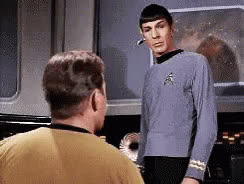 william shatner, startrek GIFs