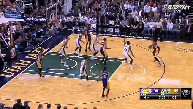 Watch and share Lakers GIFs by capomic on Gfycat