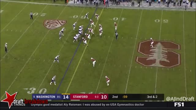 Watch and share Dante Pettis GIFs and Washington GIFs on Gfycat