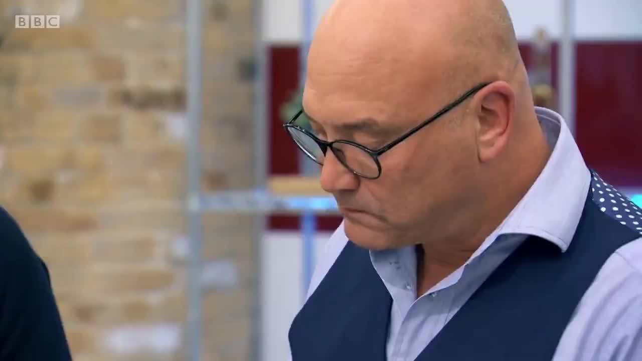 MasterChef, MasterChef UK, Series 14, Episode 8. BBC. 15 Mar 2018. Judges John Torode and Gregg Wallace GIFs