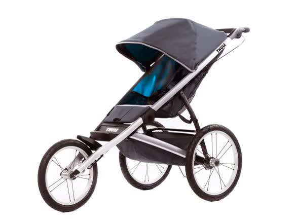 Watch and share Thule Stroller GIFs on Gfycat