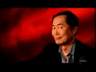 Watch and share George Takei GIFs on Gfycat