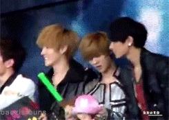 EXO, EXOM, Luhan, TO CUTE, Tao, AWW GIFs