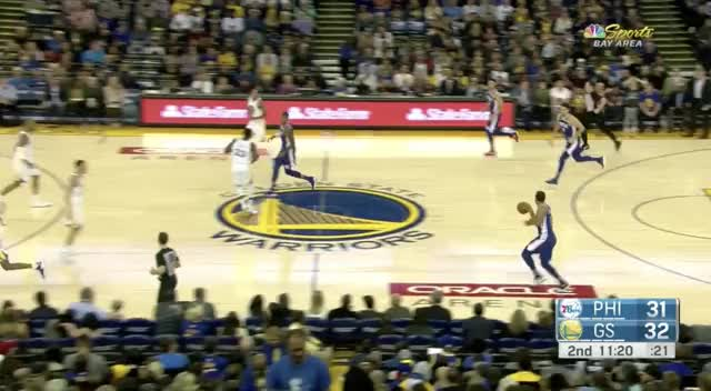 Watch and share Ben Simmons GSW Defence (4) GIFs by Ben Mallis on Gfycat