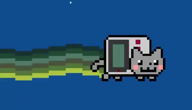 Watch and share Nyan Cat GIFs and Gameboy GIFs on Gfycat
