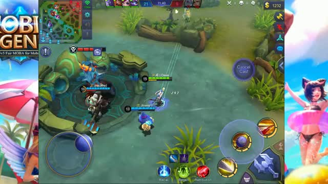 Watch and share FANNY INFINITE CABLE RANKED GAMEPLAY(MUST WATCH)! MOBILE LEGENDS FANNY GL RANKED GAMEPLAY GIFs on Gfycat