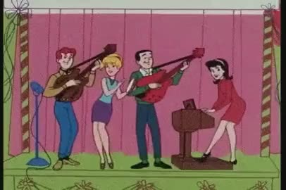 Watch Sugar, Sugar! GIF on Gfycat. Discover more archie, archie comics, betty, reggie, veronica GIFs on Gfycat