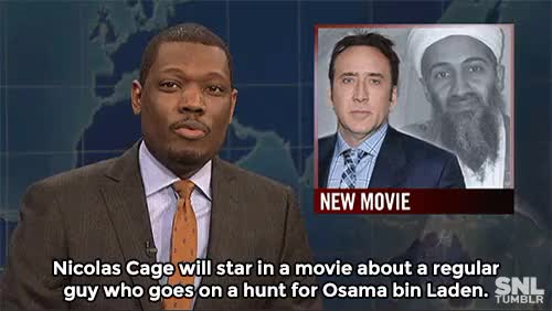 Watch and share Weekend Update GIFs and Nicolas Cage GIFs on Gfycat