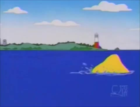 Watch and share Simpsons Acid Rain Introduction For Teaching GIFs on Gfycat