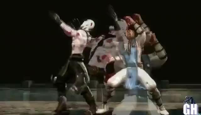 Watch and share Mortal Kombat GIFs on Gfycat