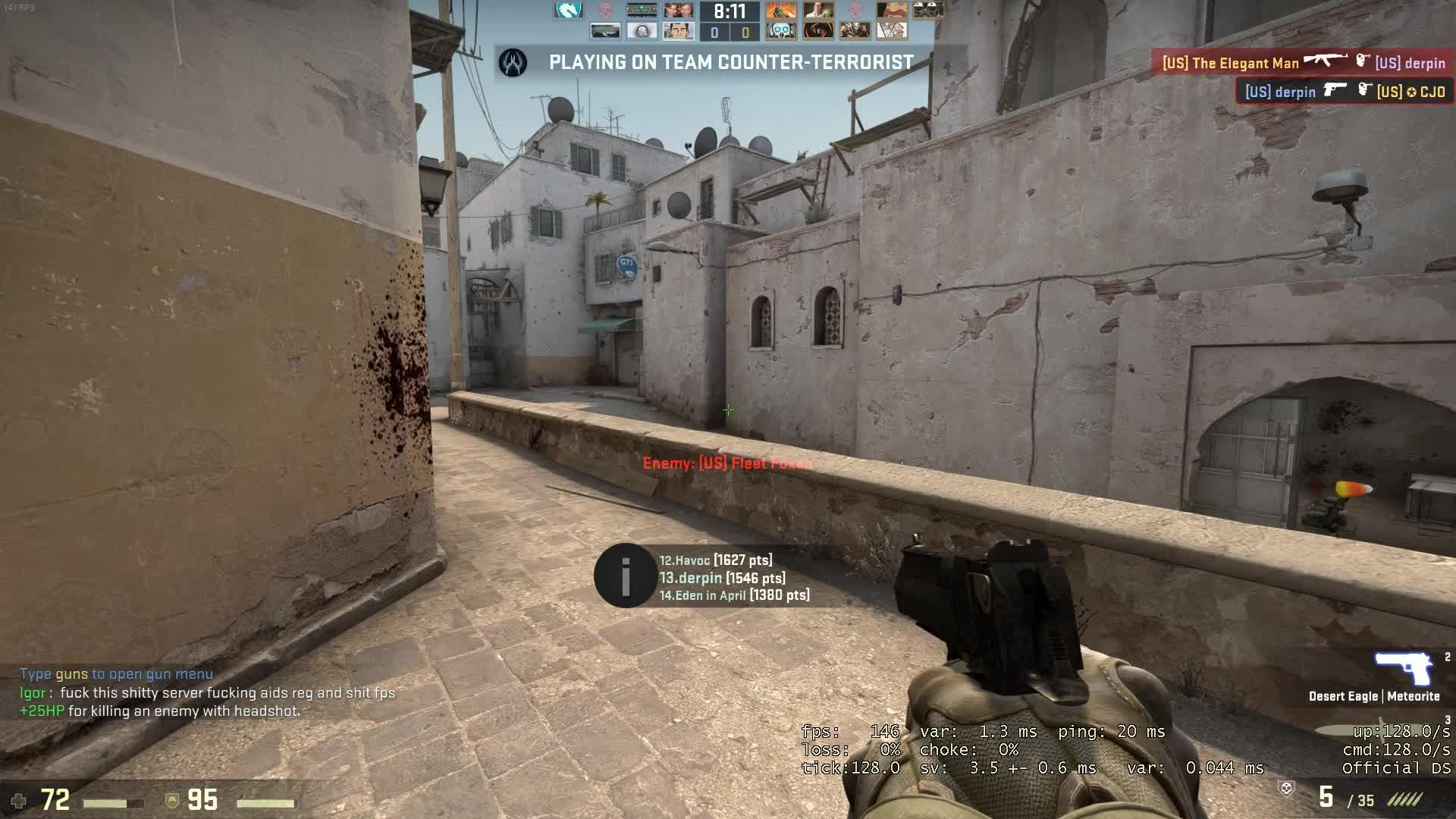 Counter Strike Global Offensive 11 01 2017 01 03 05 06 Dvr