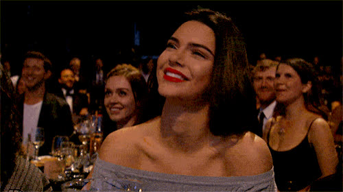 glad, gracias, grateful, kardashian, kardashians, keeping, kuwtk, oh, thank, thanks, the, up, with, you, Kendall Jenner - Thanks GIFs