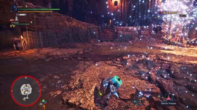Watch MHW Hammer Smashes 2 GIF by @statyk on Gfycat. Discover more related GIFs on Gfycat