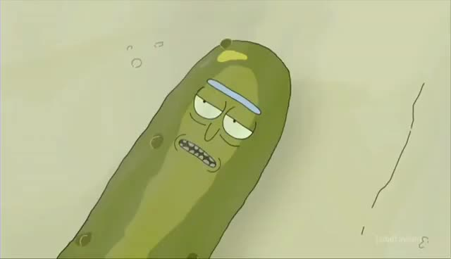 Watch and share Rick And Morty Season 3 Episode 3 PICKLE RICK GIFs on Gfycat