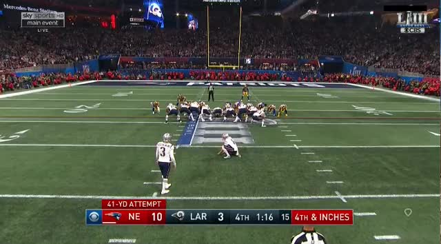 Watch and share 41 Gost Extends The Patriots Lead GIFs on Gfycat