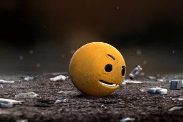 Watch and share Smh Emoji GIFs on Gfycat