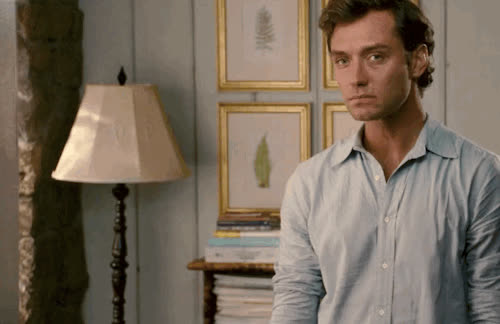 jude law, The holida GIFs