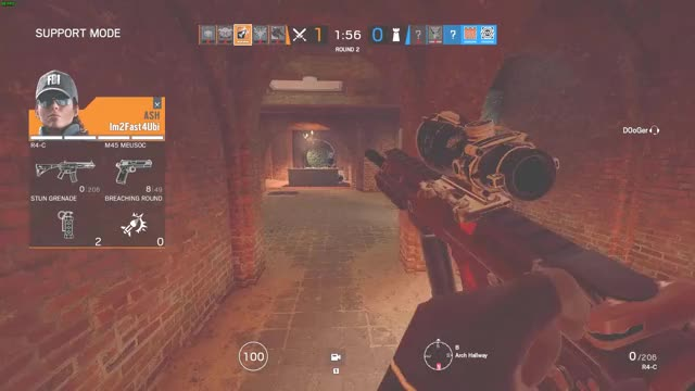 Watch and share 1 Word. Outplayed. Rainbow6 GIFs on Gfycat