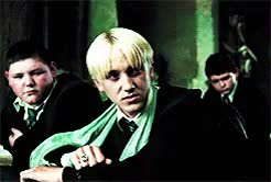 Watch and share Harry Potter Meme GIFs and Draco Malfoy GIFs on Gfycat
