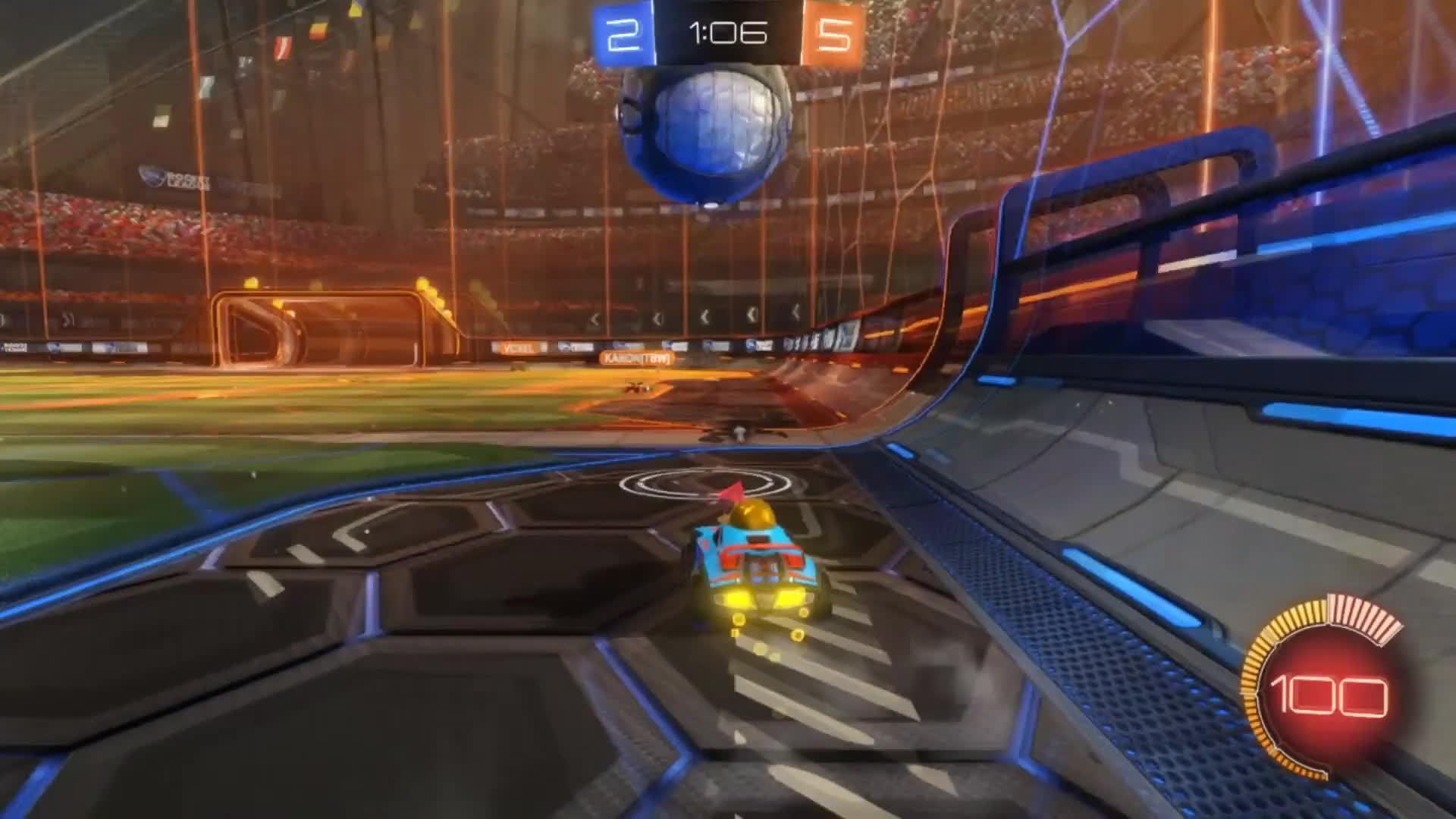 RocketLeagueSchool, rocketleague, A few basics for lower level players [gifs] (reddit) GIFs