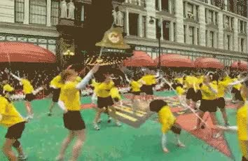 Watch and share Parade GIFs on Gfycat