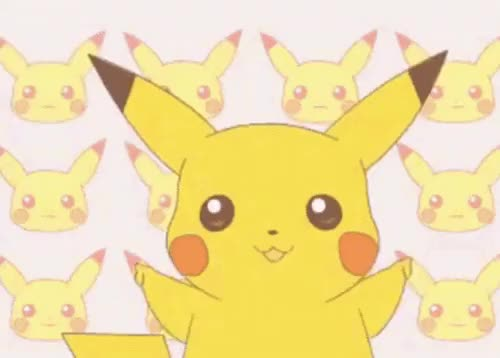 Watch 2000 pikangelovers !! so happy ! :DD GIF on Gfycat. Discover more anime, anime gif, cute, funny, pik, pika pika, pikachu, pikachu dance, pikachu gif, pokemon, pokemon gif GIFs on Gfycat