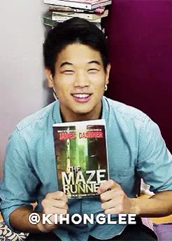 Watch and share The Maze Runner GIFs and Ki Hong Lee GIFs on Gfycat