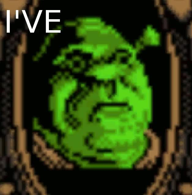 Watch and share Shrek Has Been Traumatized GIFs on Gfycat
