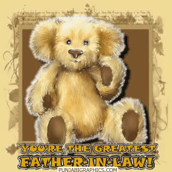 Watch and share Father In Law Day Graphic GIFs on Gfycat