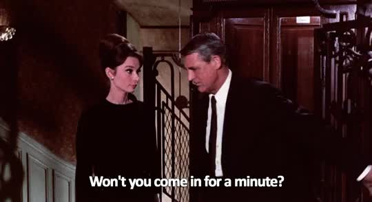 Watch Audrey Hepburn quotes,famous movie quotes of Audrey Hepburn GIF on Gfycat. Discover more related GIFs on Gfycat
