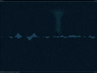 My custom ncmpcpp visualizers / Community Contributions / Arch Linux Forums GIFs