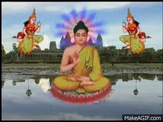 NAMASSAKAR Paying Respect to Buddha ធម៌នមស្ការ ព្រះរតនត្រៃ