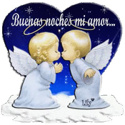 Watch and share Imagenes De Buenas Noches Con Lindos Mensajes animated stickers on Gfycat