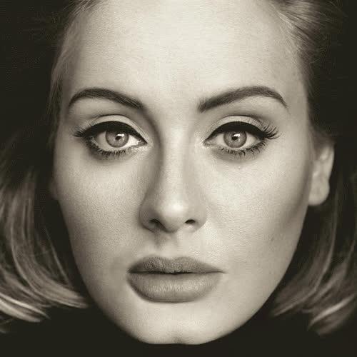 adele, music, Adele – 25 (XL Recordings) GIFs