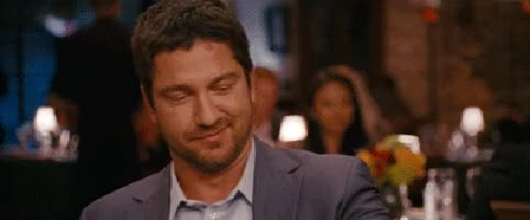 Watch and share Gerard Butler GIFs and Celebrities GIFs on Gfycat