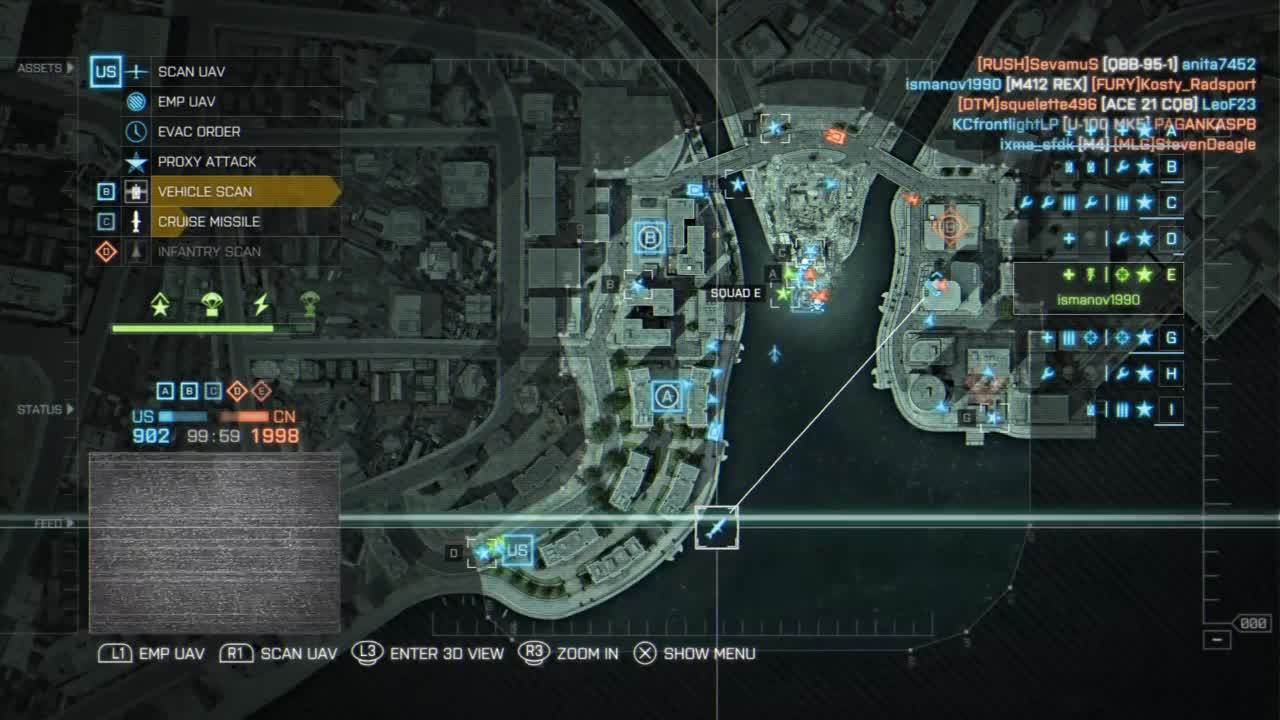 #PS4share, Alex Miles, Battlefield 4™, Gaming, Malex101, PlayStation 4, Sony Computer Entertainment, Battlefield 4- Watch the feed! GIFs