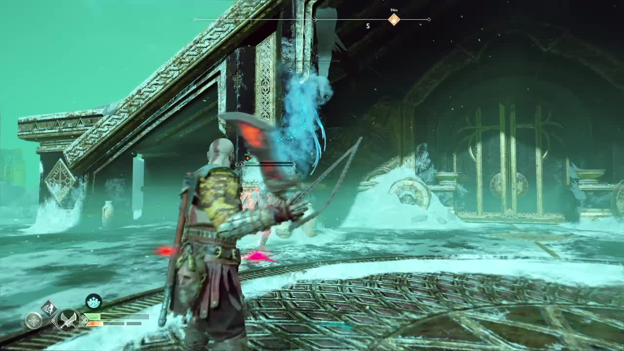 GodOfWar, PS4, gaming, Deflect GIFs